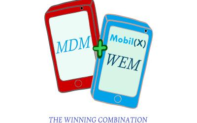 MDM + WEM: The Winning Combination