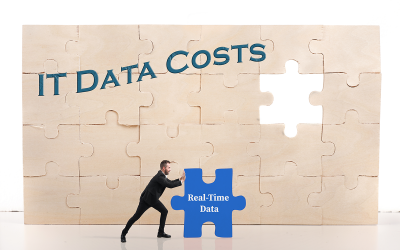 Real-Time Data Is The Missing Piece To Optimized IT Data Costs
